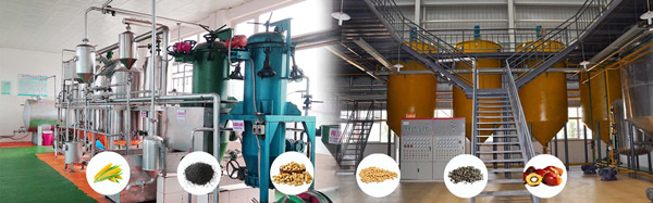 batch type palm kernle oil refinery plant